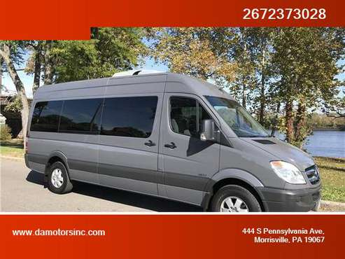 2013 Mercedes-Benz Sprinter 2500 Passenger - Financing Available! for sale in Morrisville, PA