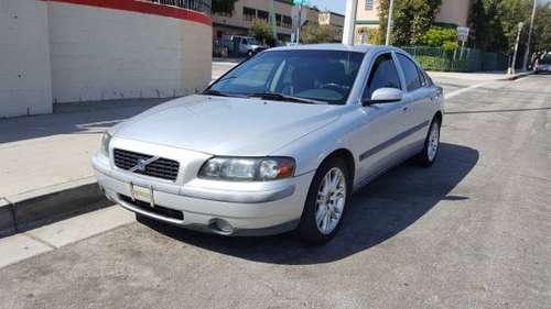 2004 VOLVO S60 T5 !!! SUPER CLEAN, SMOG CHECK DONE for sale in Pasadena, CA