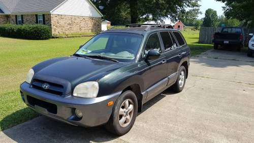 2006 Hyundai Santa Fe Limited for sale in Beebe, AR