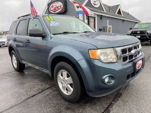 2011 Ford Escape XLT 4dr SUV **GUARANTEED FINANCING** - cars &... for sale in Hyannis, RI