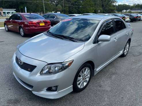 2010 TOYOTA COROLLA S GAS SAVER! SUPER CLEAN! $6000 CASH SALE! for sale in Tallahassee, FL