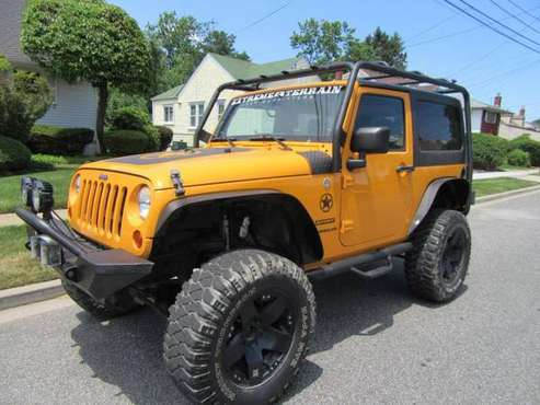 2012 Jeep Wrangler Sport 4x4 2dr SUV SUV - cars & trucks - by dealer... for sale in Uniondale, NY