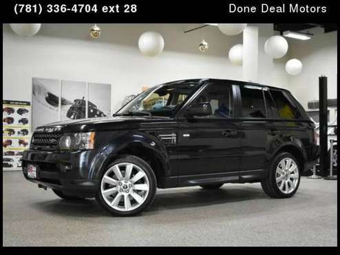 2012 Land Rover Range Rover Sport HSE for sale in Canton, MA