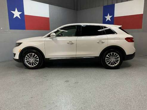 2016 LINCOLN MKX FWD 4DR SELECT - cars & trucks - by dealer -... for sale in Arlington, TX