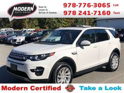 2017 Land Rover Discovery Sport HSE for sale in Tyngsboro, MA
