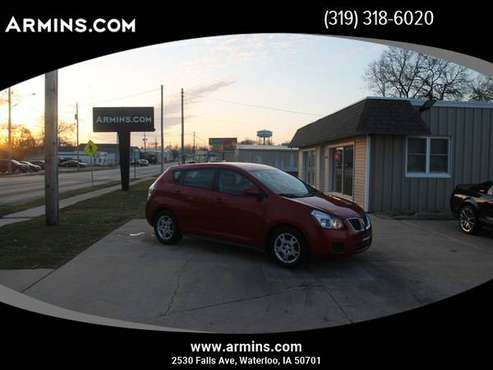 2009 Pontiac Vibe - cars & trucks - by dealer - vehicle automotive... for sale in Waterloo, IA