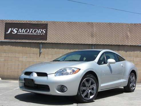 2008 MITSUBISHI ECLIPSE GT, *32K MILES V6 3.8L 6SPD, ONE FEMALE OWNER for sale in El Cajon, CA