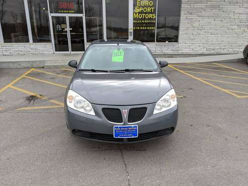 2006 Pontiac G6 - cars & trucks - by dealer - vehicle automotive sale for sale in Evansdale, IA