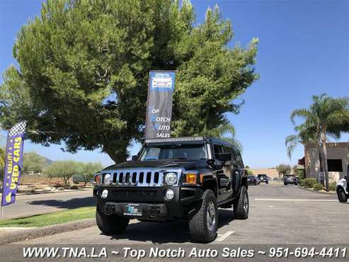 2007 Hummer H3 Luxury Luxury 4dr SUV for sale in Temecula, CA