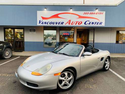Pristine condition *Porsche Boxster convertible low miles for sale in Vancouver, OR