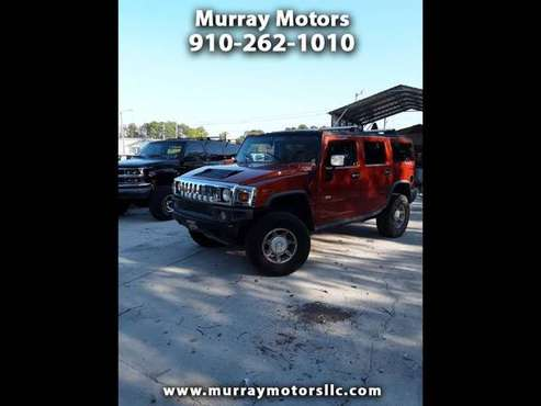 2003 HUMMER H2 Sport Utility for sale in Wilmington, NC