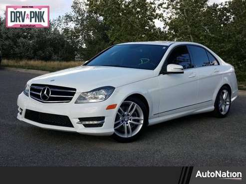 2014 Mercedes-Benz C-Class C 300 Sport AWD All Wheel SKU:ER312346 for sale in Centennial, CO