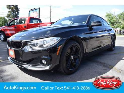 2014 BMW 4 Series 428i xDrive Coupe AWD w/43K for sale in Bend, OR