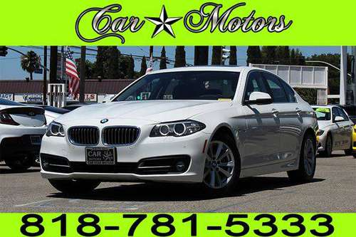 2016 BMW 528i **0-500 DOWN. *BAD CREDIT CHARGE OFF BK* for sale in Los Angeles, CA