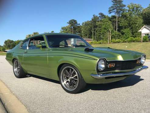 1974 Mercury Comet GT/ Richard Rawlings Gas Monkey Garage for sale in Columbia, TX