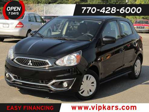 2019 *Mitsubishi* *Mirage* *ES CVT* Mystic Black Met for sale in Marietta, GA