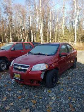 2009 chevy aveo for sale in Palmer, AK