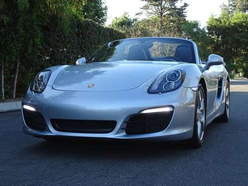 2014 PORSCHE BOXSTER S SPORT CHRONO PKG! FINANCING AVAIL! FLAWLESS! for sale in Pasadena, CA