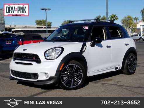 2015 MINI Countryman S SKU:FWT05608 SUV for sale in Las Vegas, NV