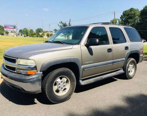 "2003 Chevy Tahoe 4X4 CLEAN ""Great Deal"" - $4250 for sale in Little Rock Air Force Base, AR"