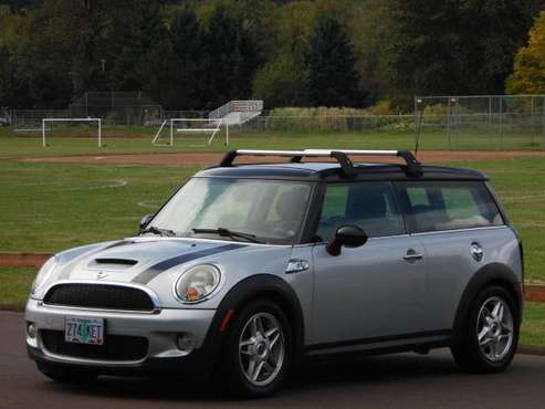 ONLY 70K MILES! LOCAL! 2009 MINI COOPER CLUBMAN S # paceman countryman for sale in Milwaukie, OR