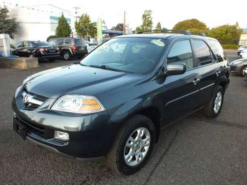 2005 Acura MDX 4dr SUV AT Touring RES w/Navi for sale in Cornelius, OR