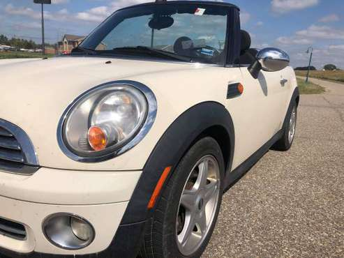 2009 MINI COOPER CONVERTIBLE!! for sale in Junction City, KS