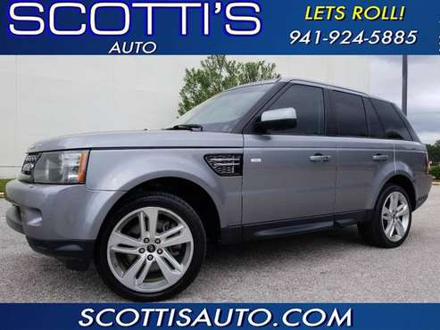 2013 Land Rover Range Rover Sport HSE LUX~WELL SERVICED~ GREAT... for sale in Sarasota, FL