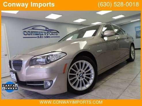 2011 BMW 5 Series 535i xDrive BEST DEALS HERE! Now-$236/mo for sale in Streamwood, IL