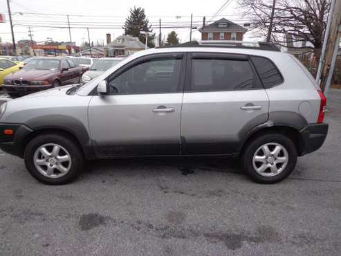 SALE! 2005 HYUNDAI TUCSON GLS, 4X4, PA INSPECTED, CLEAN CARFAX for sale in Allentown, PA