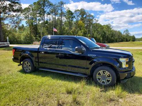 2016 Ford F-150 ; LOW MILES, tow package, clean! for sale in Ormond Beach, FL