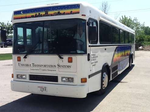 2000 Bluebird Coach Bus for sale in Lannon, WI