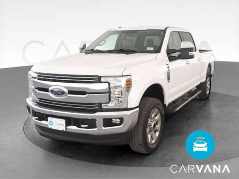 2018 Ford F250 Super Duty Crew Cab Lariat Pickup 4D 6 3/4 ft pickup... for sale in Wayzata, MN