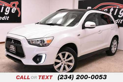 2015 Mitsubishi Outlander Sport 2.4 GT for sale in Akron, OH