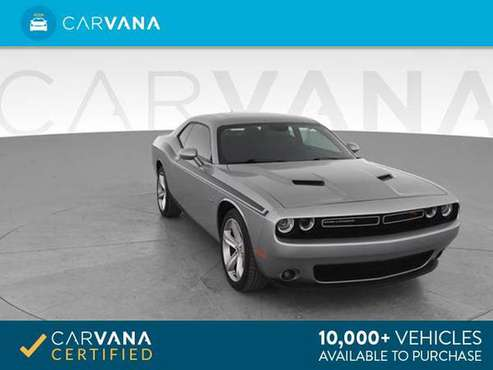 2017 Dodge Challenger R/T Coupe 2D coupe Silver - FINANCE ONLINE for sale in Downey, CA