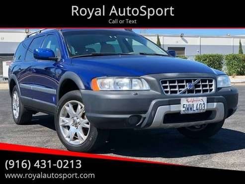 2006 Volvo XC70 Volvo Ocean Race Edition AWD 4dr Wagon with for sale in Sacramento , CA