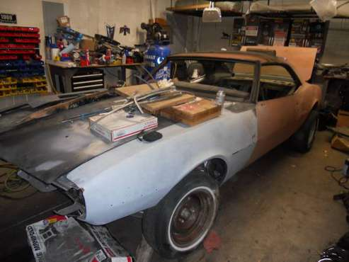 68 firebird - cars & trucks - by owner - vehicle automotive sale for sale in CHEYENNE, CO