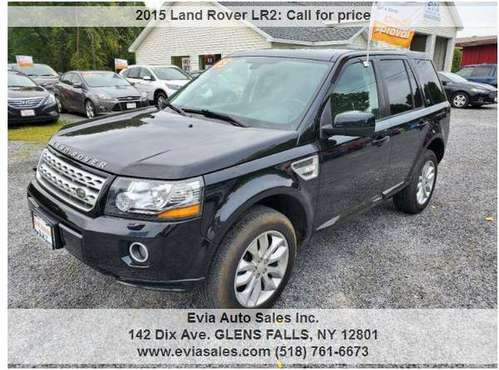 15 LAND ROVER LR2...LIKE NEW!!! for sale in Glens Falls, NY