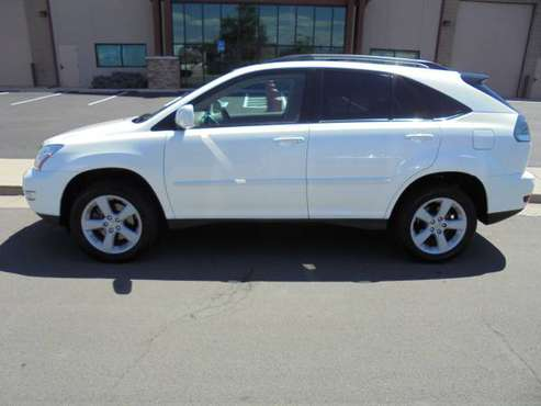 2007 LEXUS RX350 AWD W/ NAVI***W O W - G R E A T - S U V*** for sale in Englewood, CO