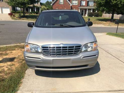 2000 Chevy Venture for sale in Matthews, NC