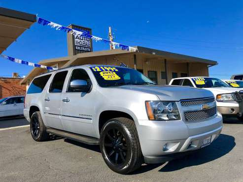 ** 2013 CHEVY SUBURBAN ** LTZ for sale in Anderson, CA