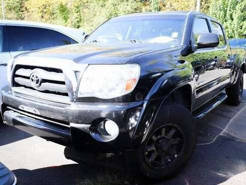 2008 Toyota Tacoma 4x4 Truck 4WD Dbl LB V6 AT Crew Cab for sale in Portland, OR