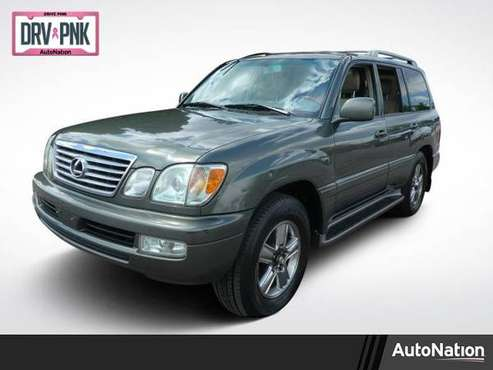 2006 Lexus LX 470 4x4 4WD Four Wheel Drive SKU:64009940 for sale in Englewood, CO