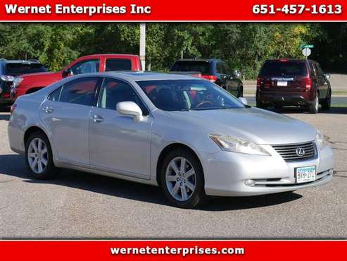 2007 Lexus ES 350 4dr Sdn for sale in Inver Grove Heights, MN