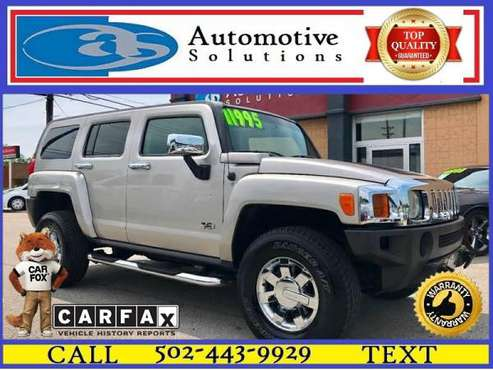 2007 HUMMER H3 Luxury 4dr SUV 4WD for sale in Louisville, KY