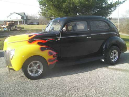1939 ford 2 door sedan - cars & trucks - by owner - vehicle... for sale in Walton, OH