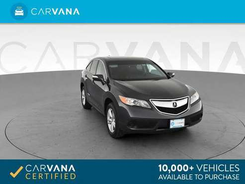 2014 Acura RDX Sport Utility 4D suv Black - FINANCE ONLINE for sale in Arlington, District Of Columbia
