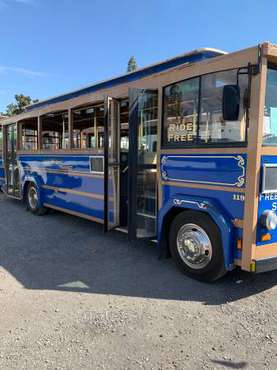 Money maker tour trolly bus for sale in Hermosa Beach, CA