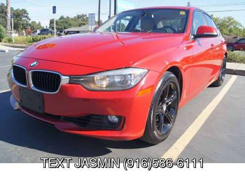 2013 BMW 3 Series 328i 6 SPEED STICK SHIFT HARD TO FIND WARRANTY... for sale in Carmichael, CA