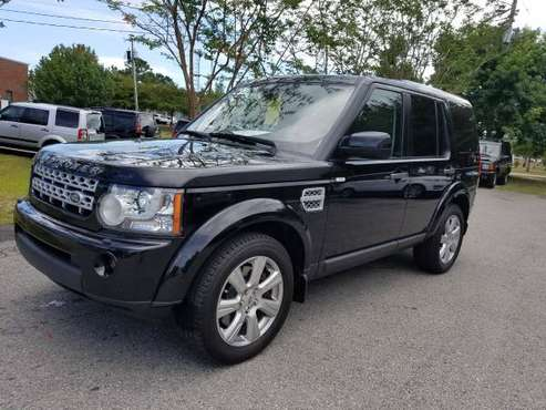 2013 Land Rover LR4 for sale in Wilmington, NC